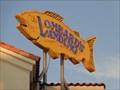 Image for Giant Fish - Universal Studios - Orlando, Florida, USA.