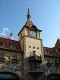 Image for Germany Pavilion Town Clock - Epcot, Disney World, FL