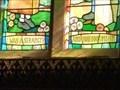 Image for Matthew 25:35 - All Saints Church - Sudbury, Ashbourne, Derbyshire, UK.