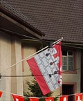 Image for Municipal Flag - Wegenstetten, AG, Switzerland