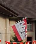 Image for Municipal Flag - Wegenstetten, AG, Switzerland