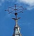 Image for Compass rose - Munkarp, Sweden