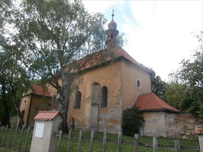 TB 1414-19 Drevcice, kostel