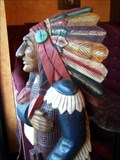 Image for Le Cigar - Cigar Store Indian - Dearborn, Michigan