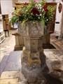 Image for Baptism Font - St Mary - Sandwich, Kent