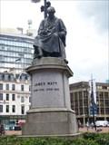 Image for Lunar crater Watt and Scottish engineer James Watt