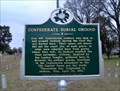 Image for Confederate Burial Ground