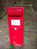 Image for Victorian Wall Post Box - Wichling - Sittingbourne - Kent - UK