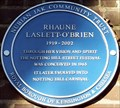 Image for Rhaune Laslett-O'Brien - Tavistock Road, London, UK