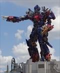 Image for Optimus Prime - Universal studios - Orlando, Florida, USA.