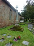 Image for Cross, St Leonard's Church, Ribbesford, Worcestershire, England