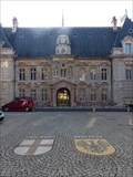 Image for Les blasons du jumelage, Besançon, Franche Comté, France
