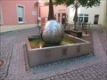 Image for Earth Globe Fountain Bretten