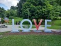 Image for LOVEwork at Virginia Welcome Center ~ Bristol, Virginia - USA.