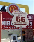 Image for McDonald's Museum -  Route 66 - San Bernardino, California, USA.
