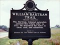 Image for William Bartram Trail-Traced 1773-1777-Phenix City, Alabama