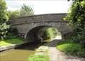Image for Stone Bridge 25 Over The Macclesfield Canal – Adlington, UK