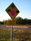 Image for Aircraft Crossing - Anchorage, AK