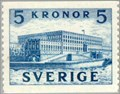 Image for The Royal Palace - Stockholm, Sweden