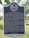 Image for Olivewood Cemetery