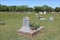 Image for White Triplets - Buffalo Gap Cemetery - Buffalo Gap, TX