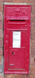 Image for Victorian Post Box - Coundon Street, Coventry, UK