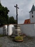 Image for Kríž u kostela sv. Jana Krtitele  - Velký Bor, okres Klatovy CZ