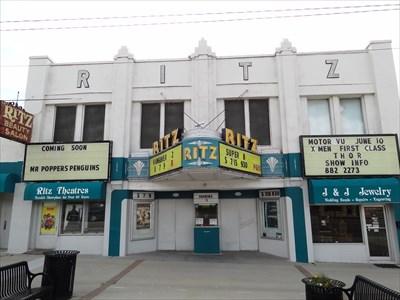 The Ritz Tooele Utah Vintage Movie Theaters On