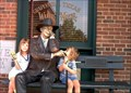 Image for Sidewalk Judge by Seward Johnson