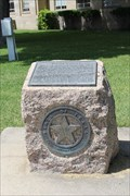 Image for Kimble County Historic Marker - Junction, TX