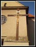 Image for Wooden Churchyard Cross (Church of St. John of Nepomuk) - Brno, Czech Republic