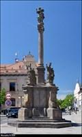 Image for Mariánský (morový) sloup / Marian (Plague) Column - Podebrady (Central Bohemia)