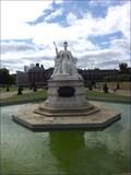 Image for Queen Victoria's Reign - 50 Years - Kensington Gardens, London, UK
