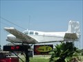 Image for Plane on a Pole - Kenedy, TX