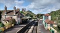 Image for Corfe Castle Railway Station - Station Road, Corfe Castle, Dorset, UK