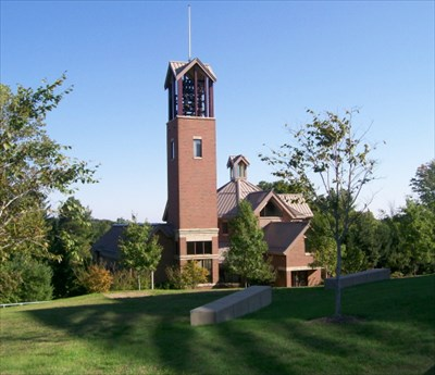 Floyd and Juanita Smith Chapel Front View