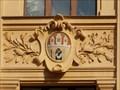 Image for Malý znak Hlavního mesta Prahy - Vyšehrad, Praha, CZ