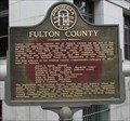 Image for Fulton County – GHM 060-195  – Fulton. Co. GA