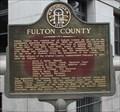 Image for Fulton County – GHM 060-195  – Fulton. Co. GA
