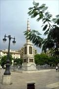 Image for Monumento a Torrijos - Málaga, Spain