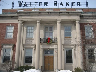 Former Factory Of Walter Baker 39 S Chocolate Lower Mills