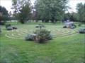 Image for St .John's Anglican Church  Seven Circuit Cretan Labyrinth