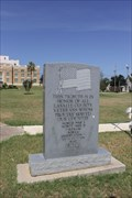 Image for LaSalle County Veterans Memorial -- Cotulla TX