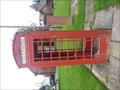 Image for Red Telephone Box Baxterley Green