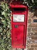 Image for Victorian Wall Post Box - Queen Street - Paddock Wood - Kent - UK