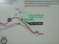 Image for You are Here - Trail Sites To the West - Santa Fe Trail - New Mexico, USA.