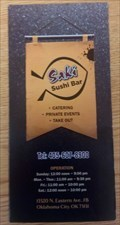 Image for Saki Sushi Bar