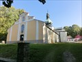 Image for Pilgrimage church of the Holy Trinity - Kremesnik, Czech Republic