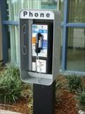 Image for Aquatics Center Payphone - Santa Clarita, CA