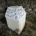 Image for A917 Milestone - Newhall, Fife.